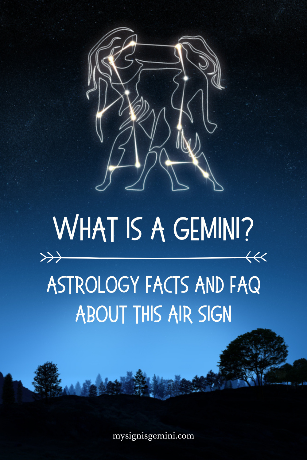 What Is A Gemini_ Astrology Facts And FAQ About This Air Sign, Gemini Zodiac Traits #gemini #astrology #zodiac #geminisign